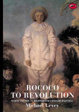 Rococo to Revolution: Michael Levey