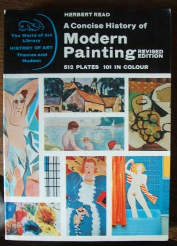 9780500200759: Concise History of Modern Painting (World of Art S.)