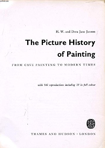 9780500200766: Picture History of Painting (World of Art S.)