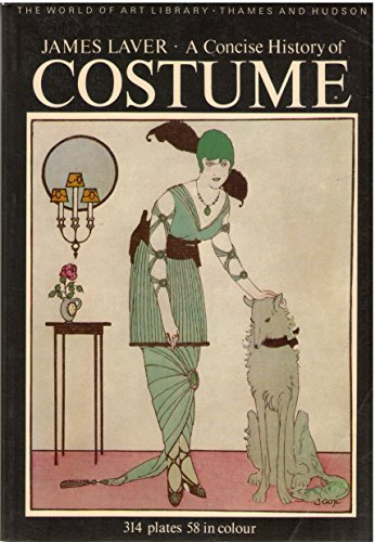 9780500200841: Concise History of Costume (World of Art)