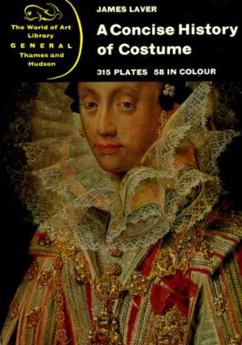 9780500200841: A Concise History of Costume (World of Art)