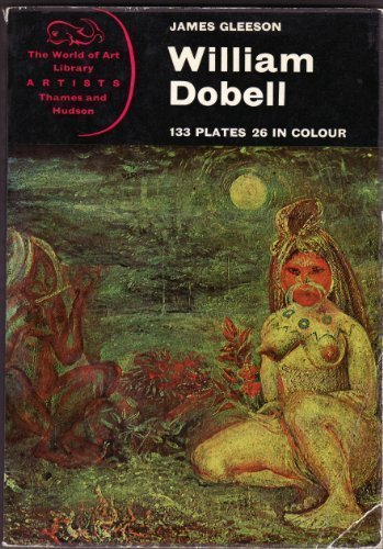 William Dobell (World of Art) (0500200890) by Gleeson, James