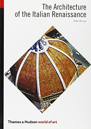9780500200940: The Architecture of the Italian Renaissance (World of Art) /Anglais