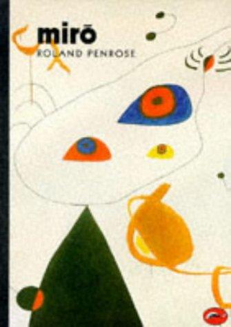 Joan Miro (World of Art S.): Penrose, Roland