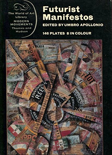 9780500201329: Futurist Manifestos (World of Art S.)