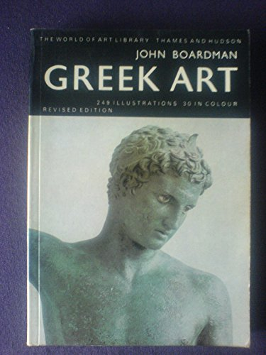 9780500201350: Greek Art (World of Art)
