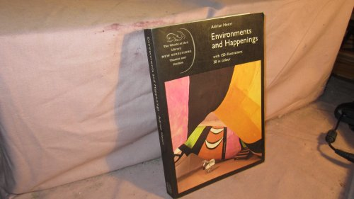 9780500201374: Environments and Happenings (World of Art)