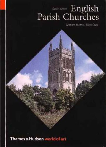 English Parish Churches: Introductory Texts by Graham Hutton. Notes on the Plates by Olive Cook. ...