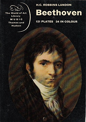 9780500201404: Beethoven: A Documentary Study (World of Art)