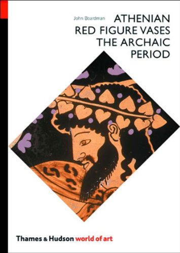 9780500201435: Athenian Red Figure Vases: The Archaic Period: A Handbook (World of Art)