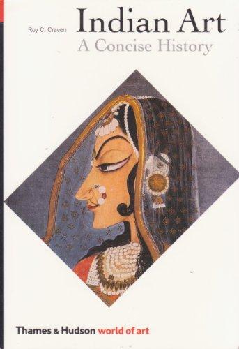 9780500201466: Indian Art (World of Art)