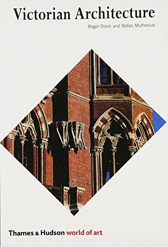 9780500201602: Victorian Architecture (World of Art)