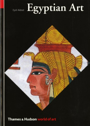 9780500201800: Egyptian Art (World of Art)
