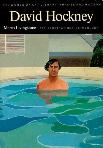 9780500201855: David Hockney (World of Art)