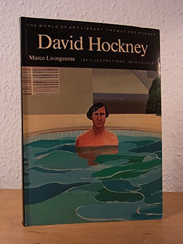 9780500201855: David Hockney (World of Art)