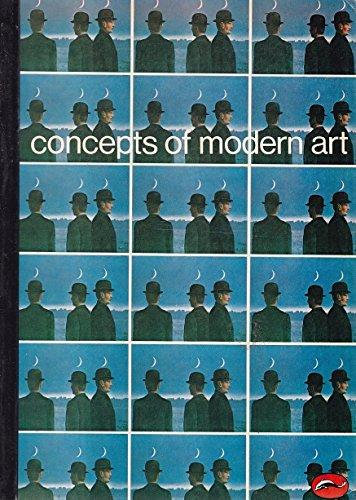 9780500201862: Concepts of Modern Art (World of Art)