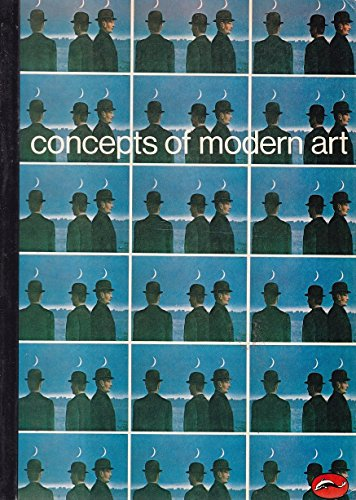Concepts of Modern Art (World of Art)