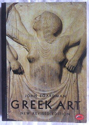 9780500201947: Greek Art (World of Art S.)