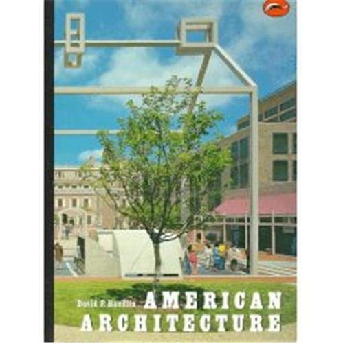 9780500202005: American Architecture (World of Art)