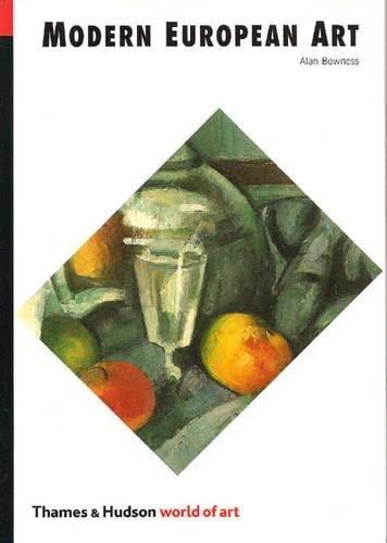 9780500202050: Modern European Art: Impressionism to Abstract Art (World of Art)
