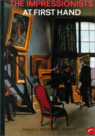 9780500202098: Impressionists at First Hand (World of Art)