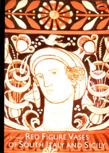 Red Figure Vases of South Italy and Sicily. A handbook.