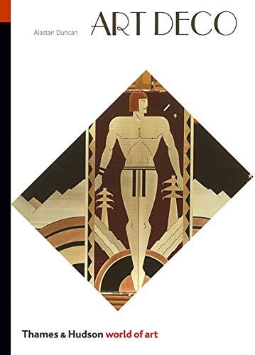 9780500202302: Art Deco (World of Art)