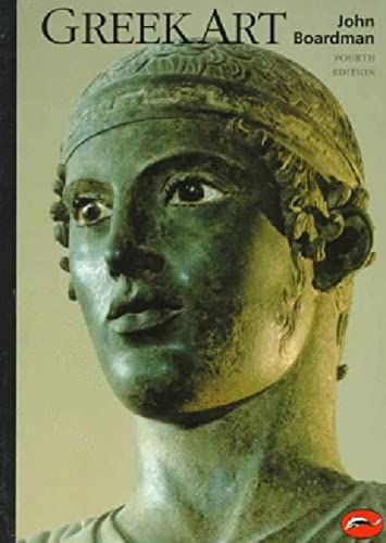9780500202920: Greek Art (Fourth Edition) (World of Art)