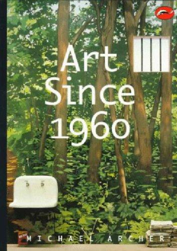 9780500202982: Art Since 1960 (World of Art) /Anglais