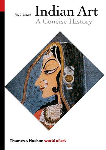 9780500203026: Indian Art (World of Art)