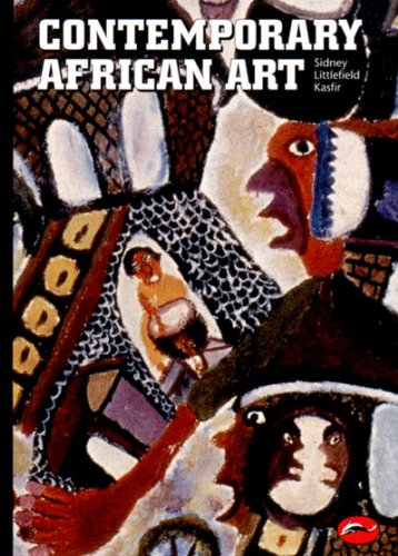 9780500203286: Contemporary African Art (World of Art)