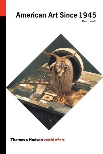 9780500203682: American Art Since 1945 (World of Art)