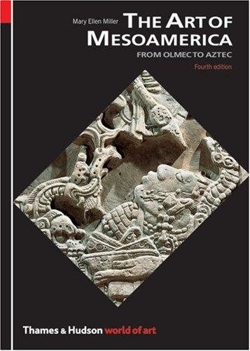 9780500203927: The Art of Mesoamerica from Olmec to Aztec (World of Art)
