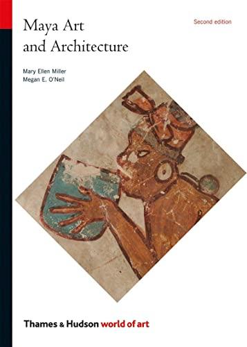 9780500204221: Maya Art and Architecture (World of Art)