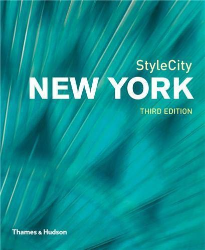 9780500210246: StyleCity New York (Third Edition) (StyleCity)