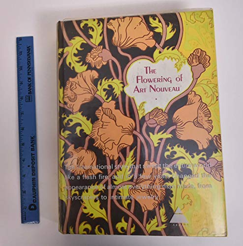 9780500230596: The Flowering of Art Nouveau