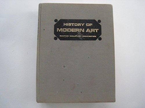 9780500231067: History of Modern Art