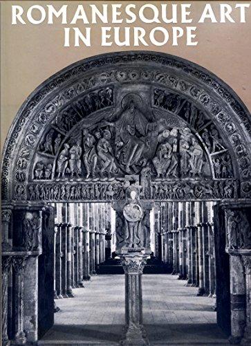 9780500231081: Romanesque Art in Europe