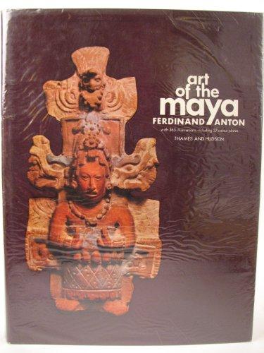 Art of the Maya: Anton, Ferdinand