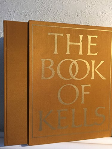 The Book of Kells. Reproductions from the: Faksimile.