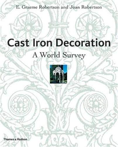 Cast Iron Decoration A world survey