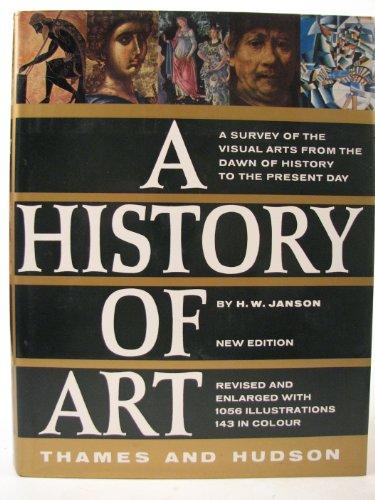 9780500232606: A History of Art