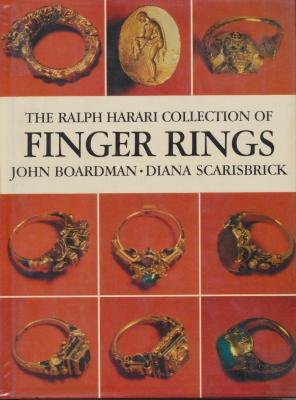 9780500232705: The Ralph Harari Collection of finger rings