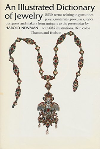 9780500233092: An Illustrated Dictionary of Jewellery