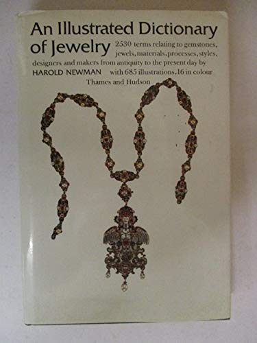 9780500233092: An Illustrated Dictionary of Jewelry