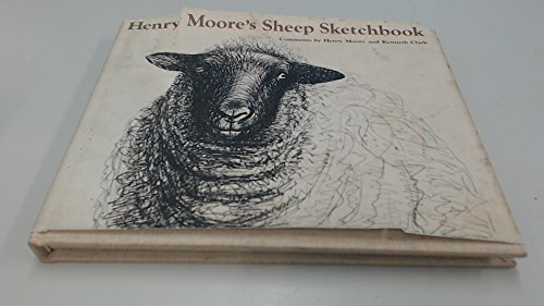 Henry Moore's Sheep Sketchbook (0500233152) by Henry Moore; Kenneth Clark