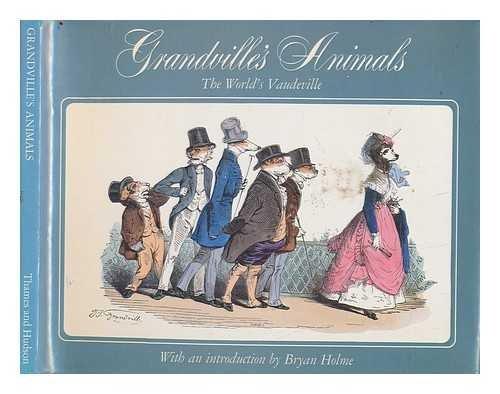9780500233405: Grandville's Animals