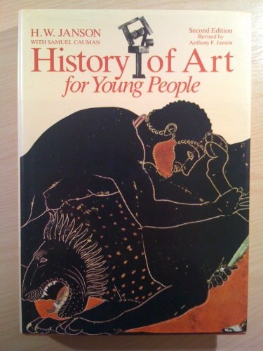 9780500233535: History of Art for Young People