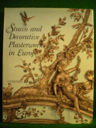 9780500233610: Stucco and Decorative Plasterwork in Europe