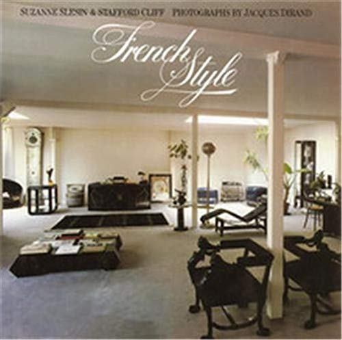 9780500233665: French Style (Style Book Series)